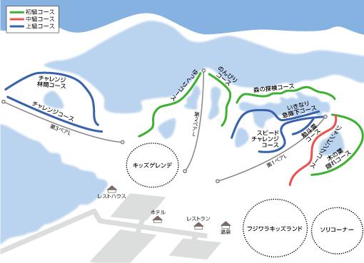 藤原 スキー場